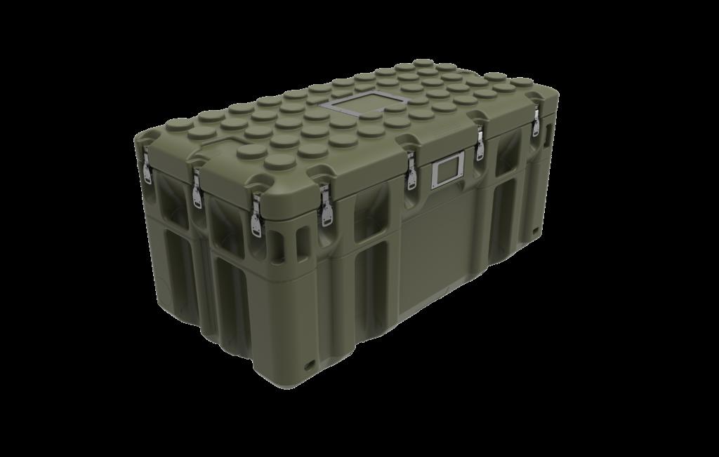 Leafield Cases | Aegis Cases | Olive Drab Case 1200x600x600