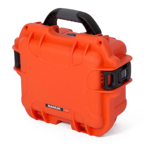Leafield Cases | Nanuk Cases | 905 orange case
