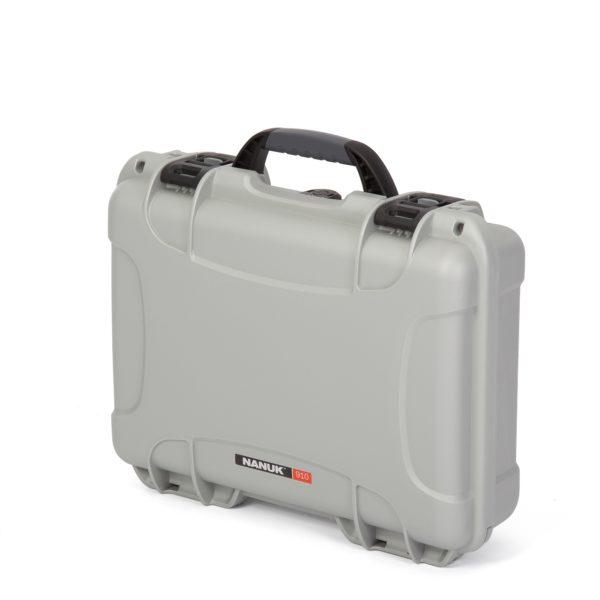 Leafield Cases | Nanuk Cases | 910 silver case