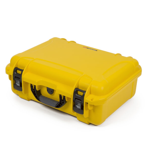 Leafield Cases | Nanuk Cases | 930 yellow case