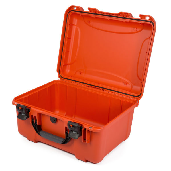 Leafield Cases | Nanuk Cases | 933 orange case