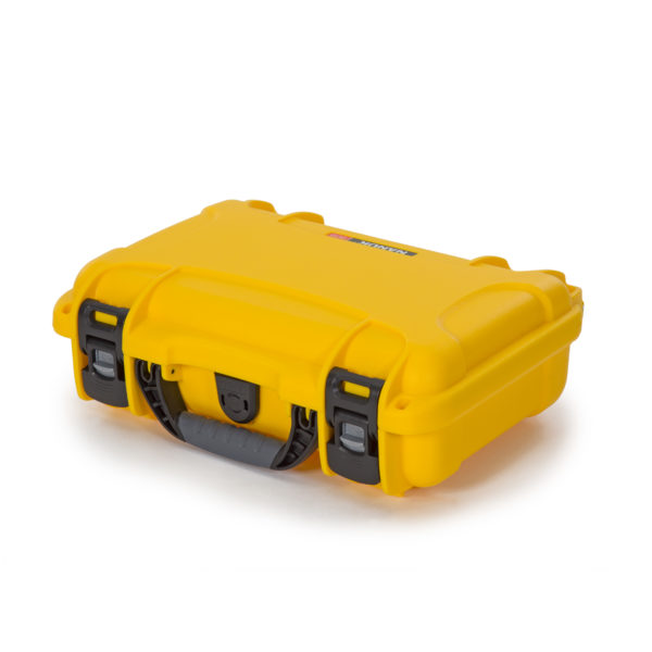 Leafield Cases | Nanuk Cases | 909 yellow case