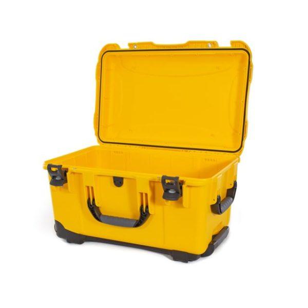 Leafield Cases | Nanuk Cases | 938 yellow case