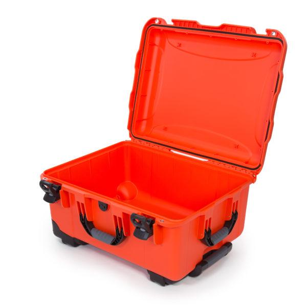 Leafield Cases | Nanuk Cases | 950 orange case