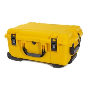 Leafield Cases | Nanuk Cases | 955 yellow case