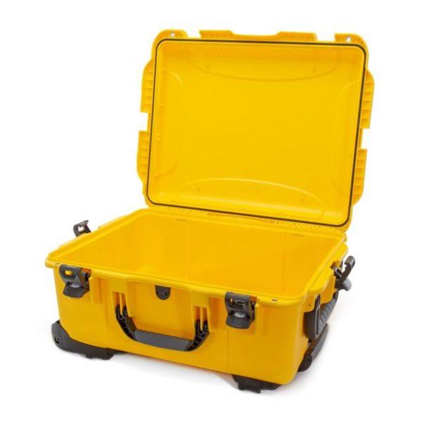 Leafield Cases | Nanuk Cases | 955 yellow case