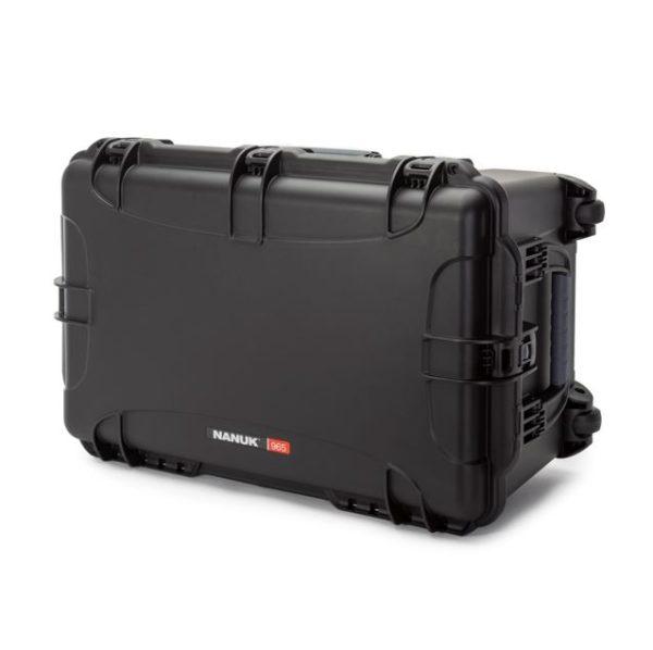 Leafield Cases | Nanuk Cases | 965 black case