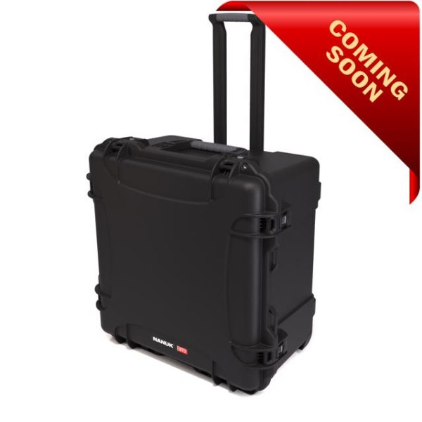 Leafield Cases | Nanuk Cases | 970 black case