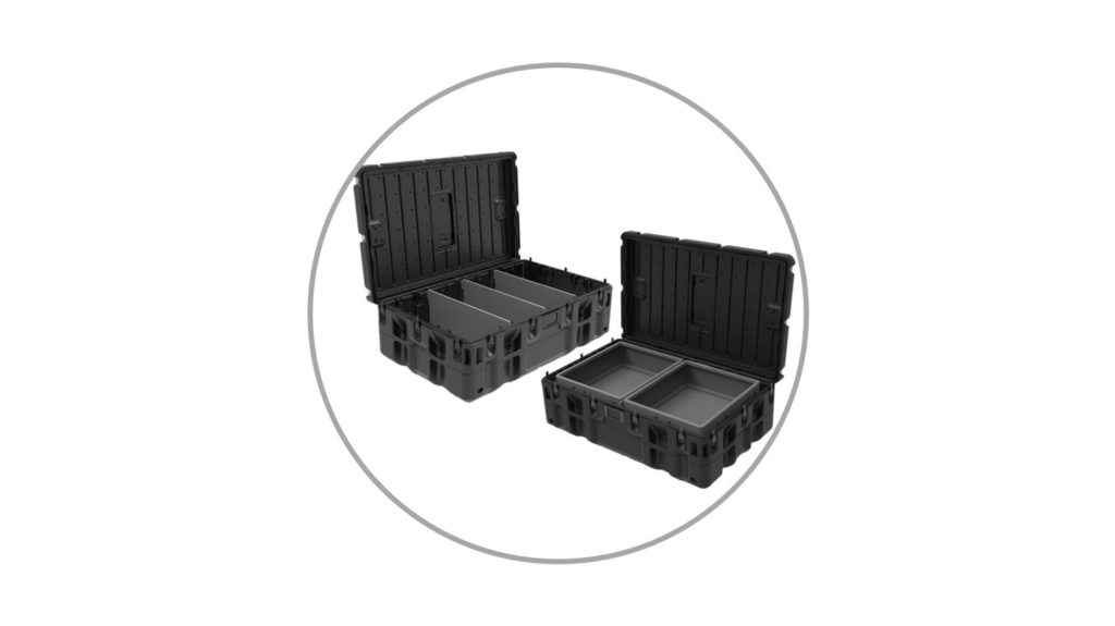Leafield Cases | Aegis Cases | case dividers and internal containers