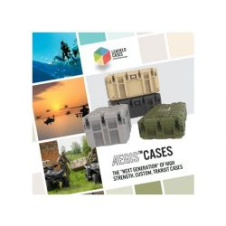 Leafield Cases | Aegis Cases | Aegis Cases English Brochure Cover