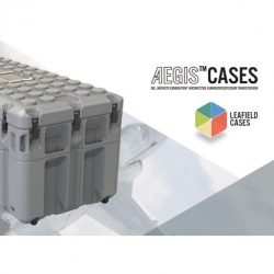 Leafield Cases | Aegis Cases | Aegis Cases German Brochure Cover
