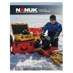 Leafield Cases | Nanuk Cases | Nanuk Cases French Brochure Cover